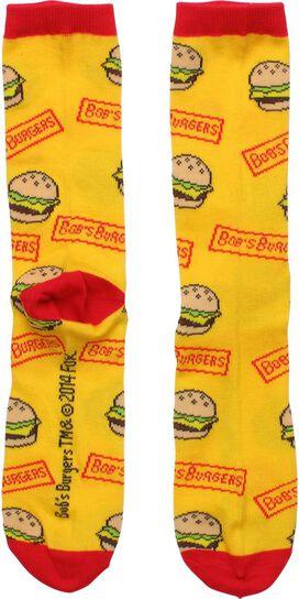 Bob's Burgers Crew Socks