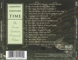 Various Artists - Gershwin Standard Time: Centennial Tribute