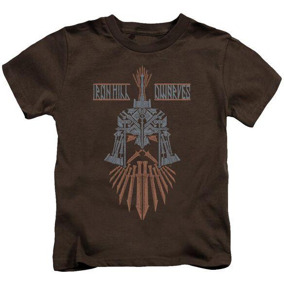 Hobbit Ironhill Dwarves Short Sleeve Juvenile T-Shirt