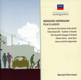 Bernard Herrmann - Hermann: Film Classics