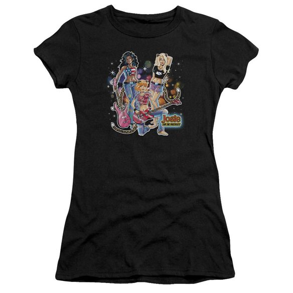 Archie Comics Pussycats Rock Premium Bella Junior Sheer Jersey