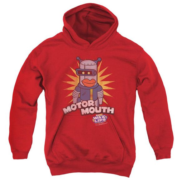 Dubble Bubble Motor Mouth Youth Pull Over Hoodie