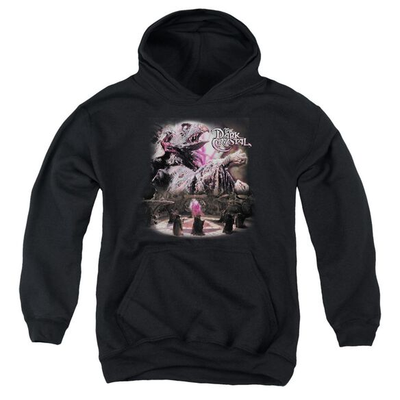 Dark Crystal Power Mad Youth Pull Over Hoodie