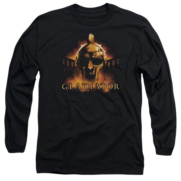 Gladiator My Name Is Long Sleeve Adult T-Shirt
