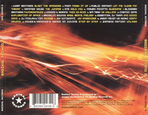 Radikal Techno 6 0702