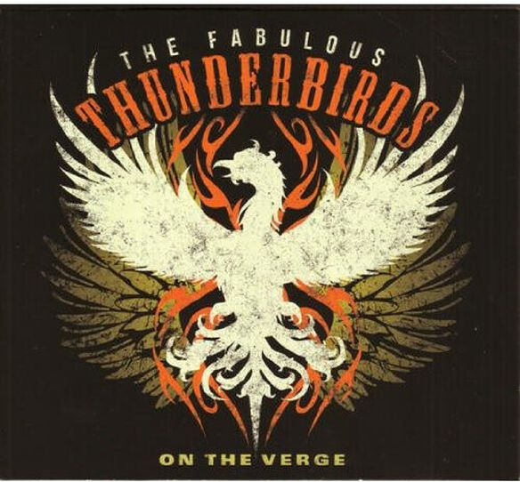 The Fabulous Thunderbirds - On the Verge