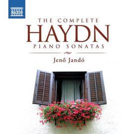 Jenö Jandó - The Complete Haydn Piano Sonatas [Box Set]