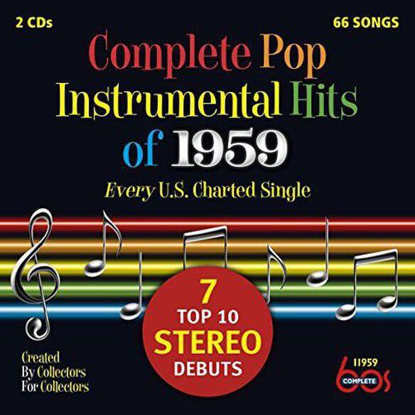 Various Artists - Complete Pop Instrumental Hits Of 1959 / Var