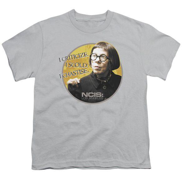 Ncis:La Hetty Short Sleeve Youth T-Shirt