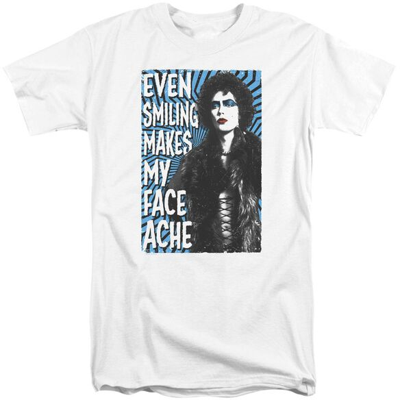 Rocky Horror Picture Show Face Ache Short Sleeve Adult Tall T-Shirt