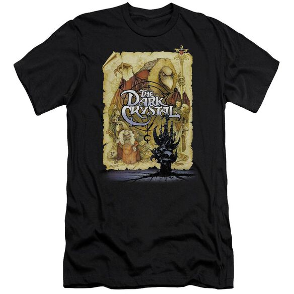 Dark Crystal Poster Short Sleeve Adult T-Shirt