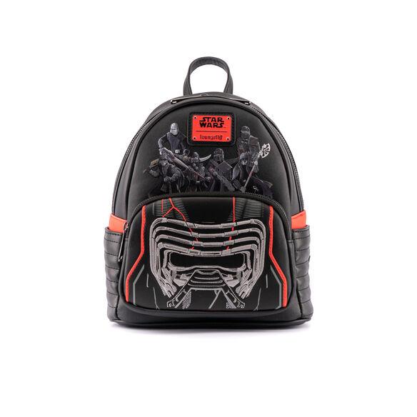 Loungefly Star Wars - Kylo Ren mini backpack (glow in the dark)