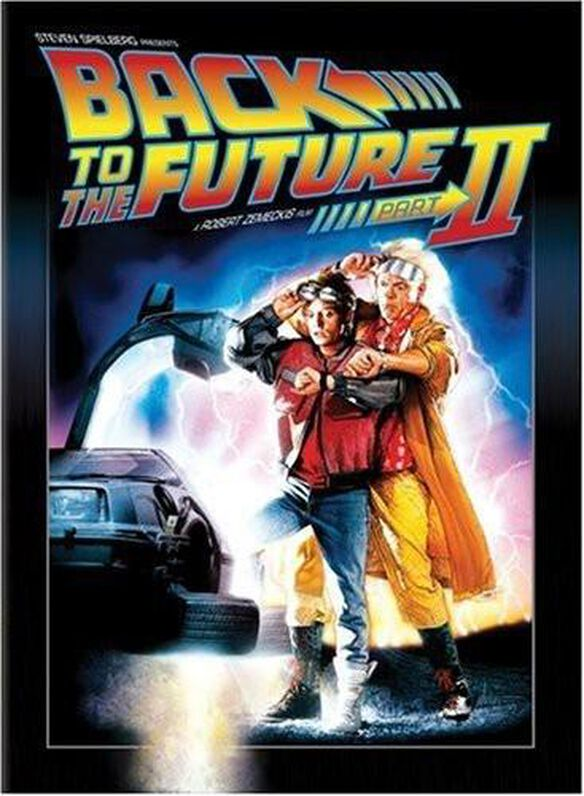 Back To The Future Part II