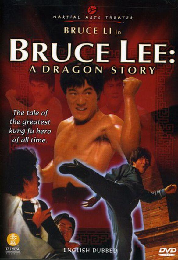 Bruce Lee: Dragon Story