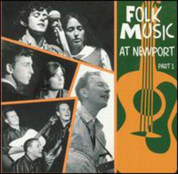 Folk Music At Newport 1 / Various