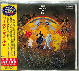The World of Oz - The World Of Oz (Japanese Reissue)
