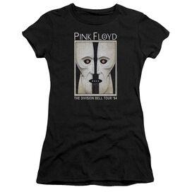 Pink Floyd The Division Bell Short Sleeve Junior Sheer T-Shirt