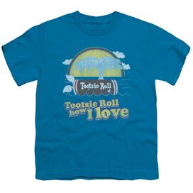 Tootsie Roll Jingle Short Sleeve Youth T-Shirt