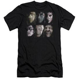 HARRY POTTER HORIZONTAL HEADS-HBO S/S T-Shirt