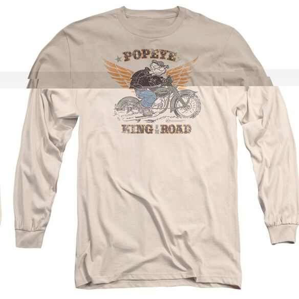 POPEYE KING OF THE ROAD-L/S T-Shirt