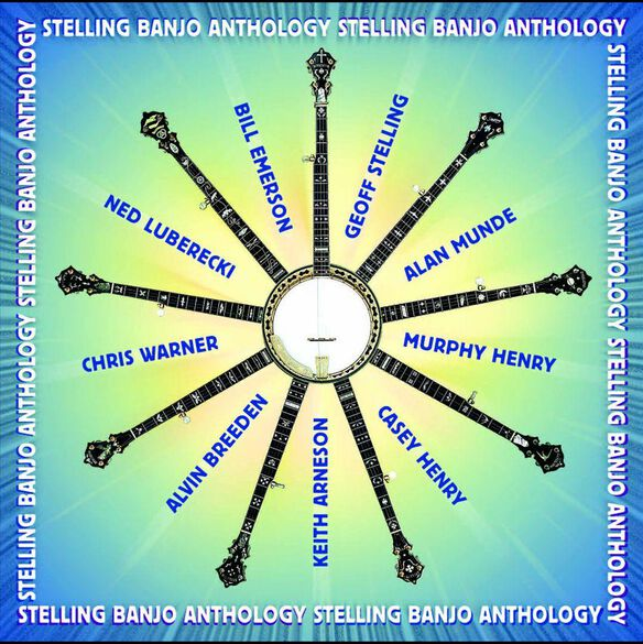Stelling Banjo Anthology