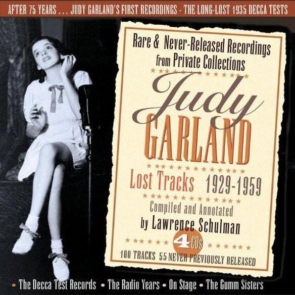 Lost Tracks 1929 1959 (Aus)
