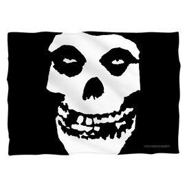 Misfits Fiend Skull (Front Back Print) Pillow Case