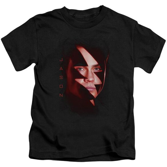 Power Rangers Jason Bolt Short Sleeve Juvenile T-Shirt