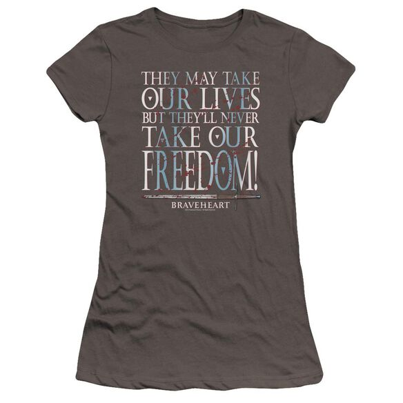 Braveheart Freedom Premium Bella Junior Sheer Jersey