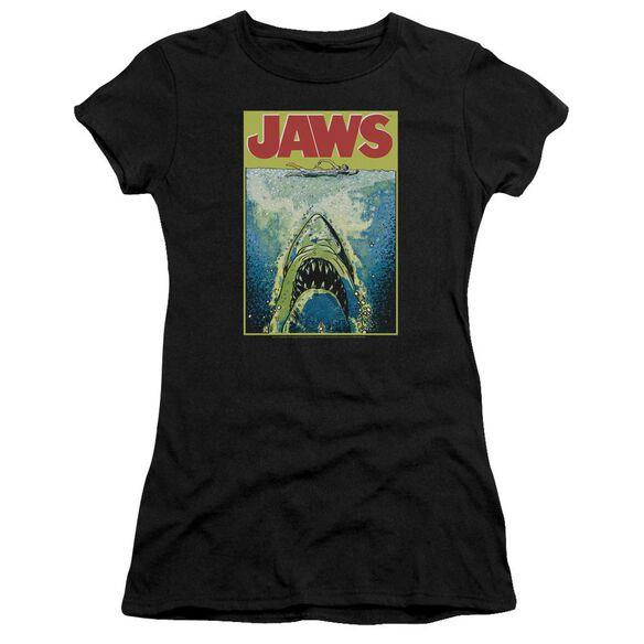 Jaws Bright Jaws Premium Bella Junior Sheer Jersey