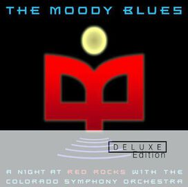 The Moody Blues - Night at Red Rocks: Deluxe Edition