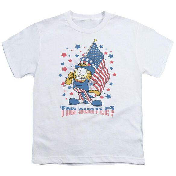 GARFIELD SUBTLE-S/S T-Shirt