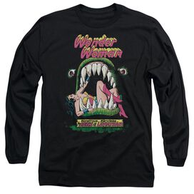 Dc Jaws Long Sleeve Adult T-Shirt