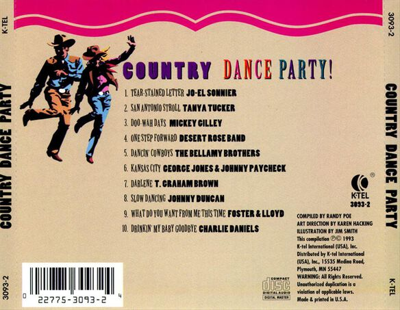 Country Dance Party