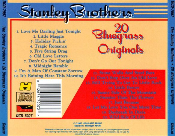 Stanley Brothers 1094