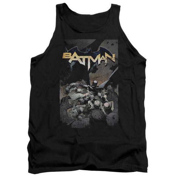 Batman Batman One Adult Tank