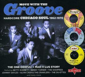 Move With The Groove: Hardcore Chicago Soul/ Var - Move With The Groove: Hardcore Chicago Soul / Var
