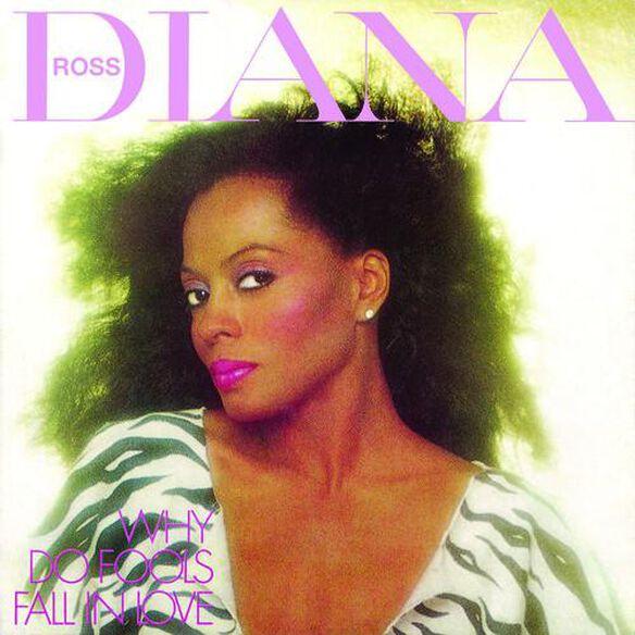 Diana Ross - Why Do Fools Fall In Love (Bonus Tracks) (Exp)
