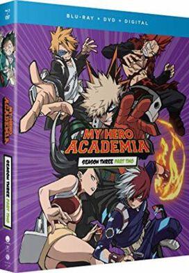 My Hero Academia: Season Three Part Two