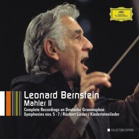 Leonard Bernstein - Bernstein/Mahler II: Rückert Songs and the Middle Triology [Box Set]