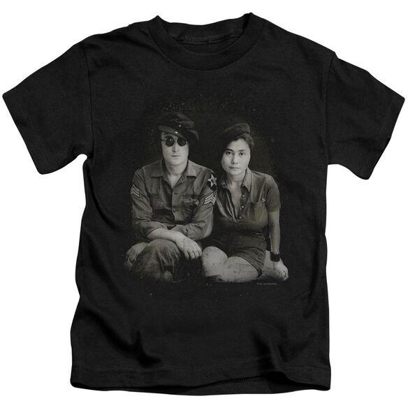 John Lennon Beret Short Sleeve Juvenile T-Shirt
