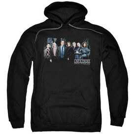 Law And Order Svu Cast Adult Pull Over Hoodie