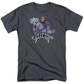 Masters Of The Universe Skeletor Short Sleeve Adult T-Shirt