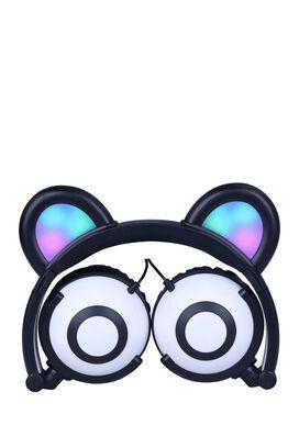 Gabba Goods Panda Ear LED Headphones