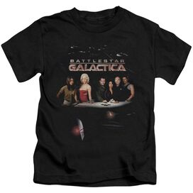 Bsg Destiny Short Sleeve Juvenile Black T-Shirt