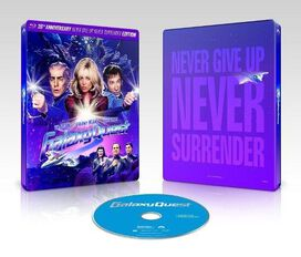 Galaxy Quest 20th Anniversary [Exclusive Blu-ray Steelbook]