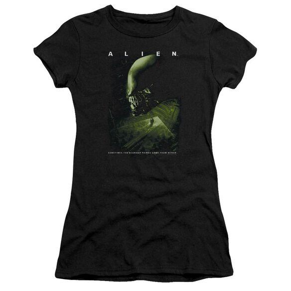 ALIEN LURK-S/S T-Shirt