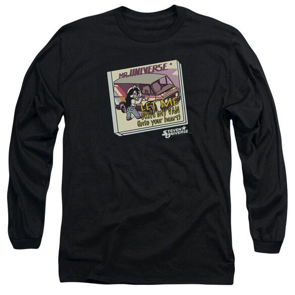 Steven Universe Mr. Universe Long Sleeve Adult T-Shirt
