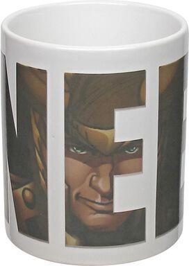 Thor Loki KNEEL Heat Changing Mug