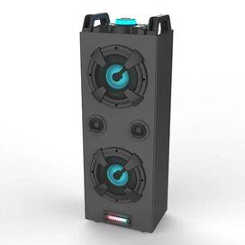 Sharper Image XL Wireless Portable Bluetooth Party Speaker SBT 1042 [Black]